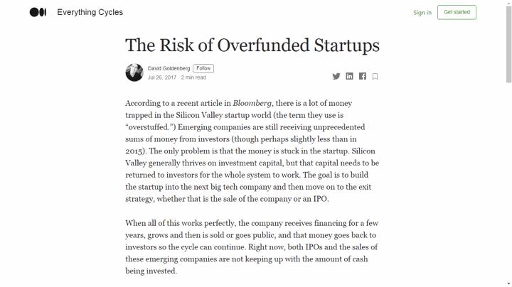 overfunding article