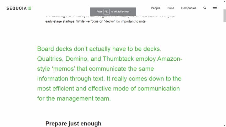 board deck format