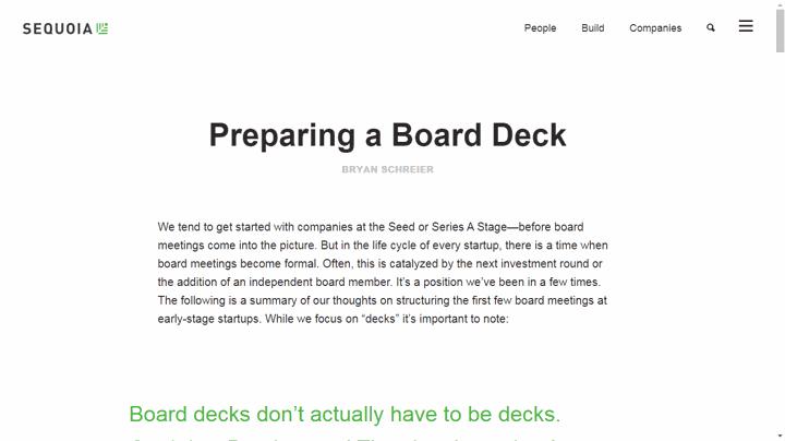 sequoia board decks