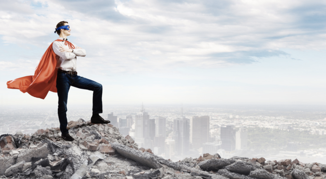 Be Courageous – Being or Becoming Yourself at Work and on Social Media