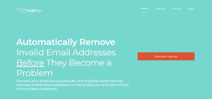 Mailfloss