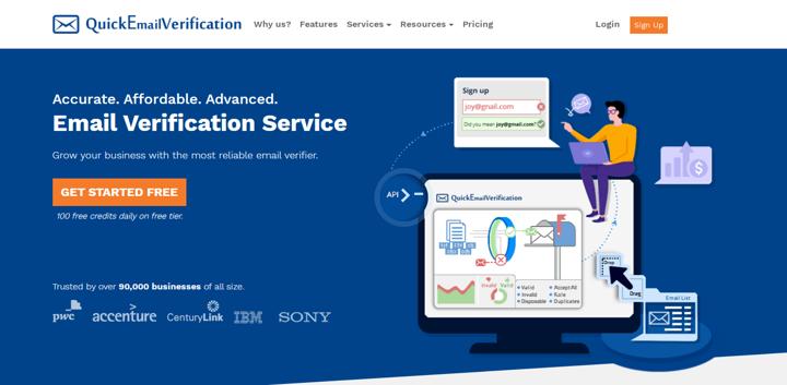 QuickEmailVerification.com
