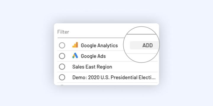 Add google analytics to google sheets