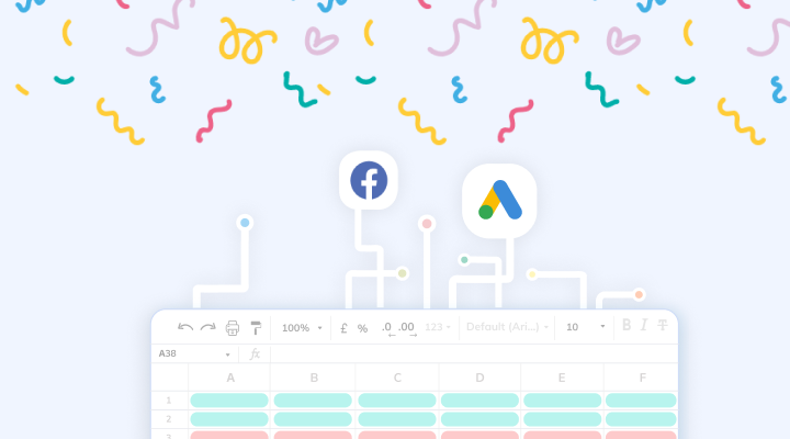 How to combine data fromFacebook Ads and Google Ads