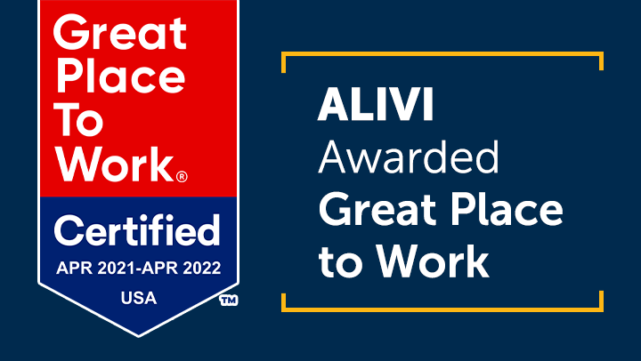 Alivi is Certified by