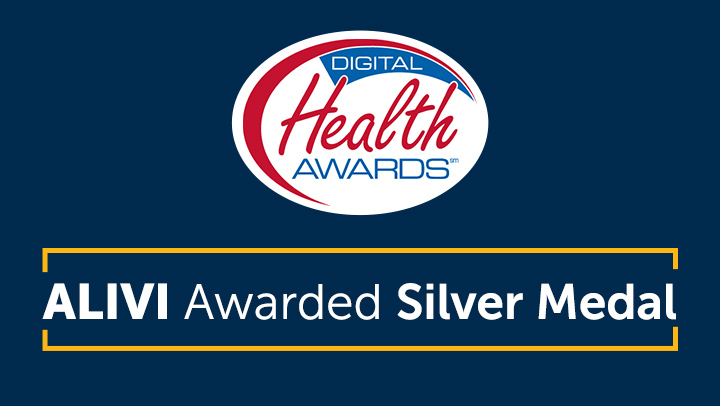 Alivi Awarded a Digital Health Award