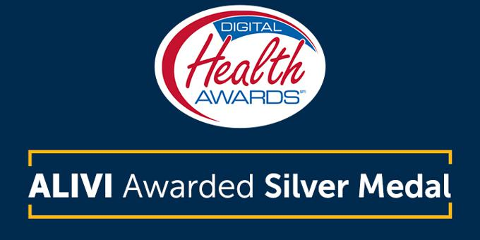 Alivi Awarded a Digital Health Award