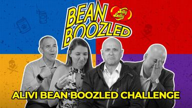 Alivi Bean Boozled Challenge