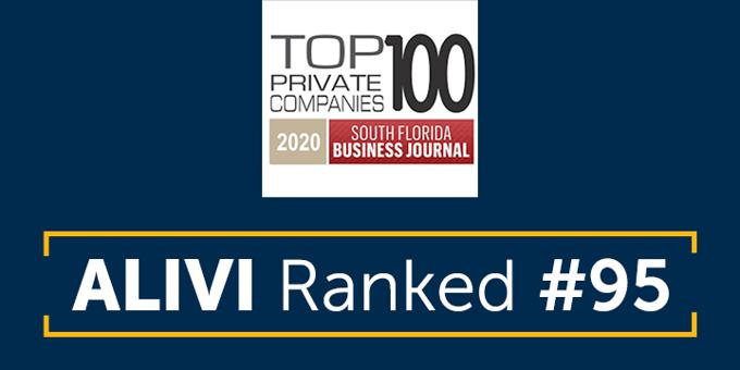 Top 100 Largest Private Companies in South Florida