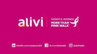 Alivi Sunsan G Komen More Than Pink Sponsors