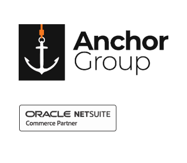 Anchor Group Oracle NetSuite Commerce Partner