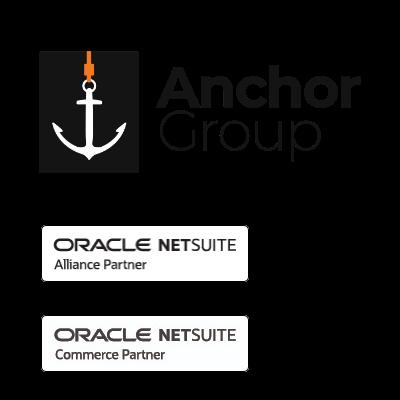 Anchor Group NetSuite Alliance Commerce Partner