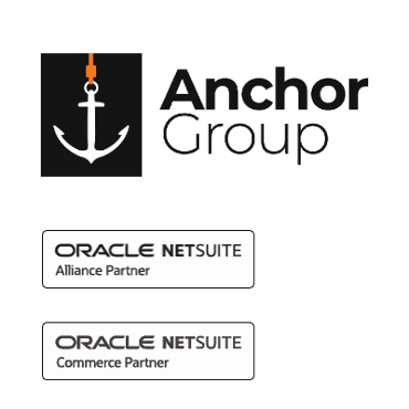 Anchor Group NetSuite Consultants and Developers