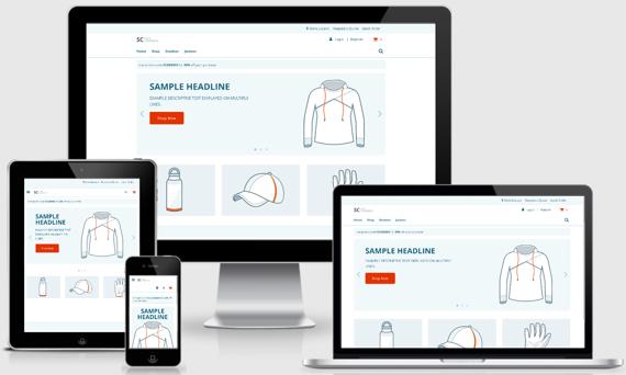 SuiteCommerce Base Theme