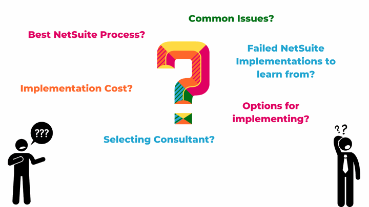 Common NetSuite questions