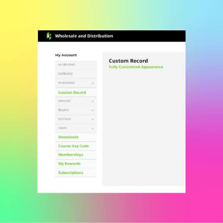 Custom records NetSuite SuiteCommerce App