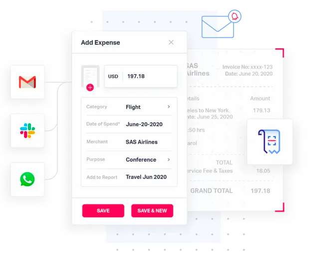 Easy expense reporting with Fyle