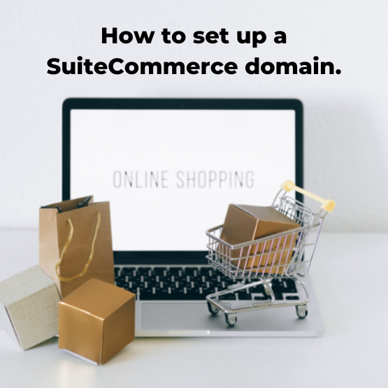 How to Setup a SuiteCommerce Domain | Full Guide