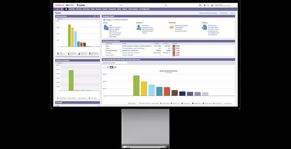NetSuite Dashboard NetSuite implementation NetSuite partner