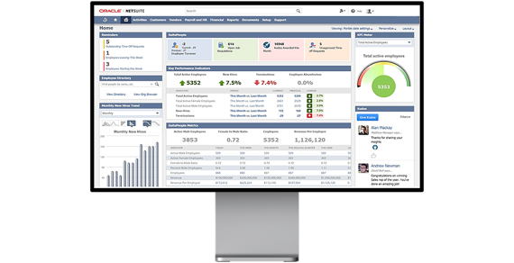 NetSuite Implementation best erp software