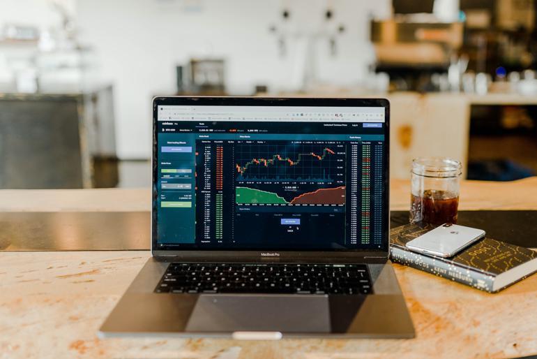 NetSuite Advanced Revenue Management turned-on MacBook Pro