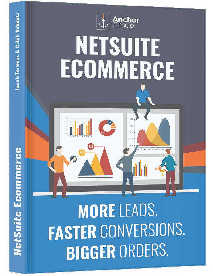 What is Oracle NetSuite Ecommerce?