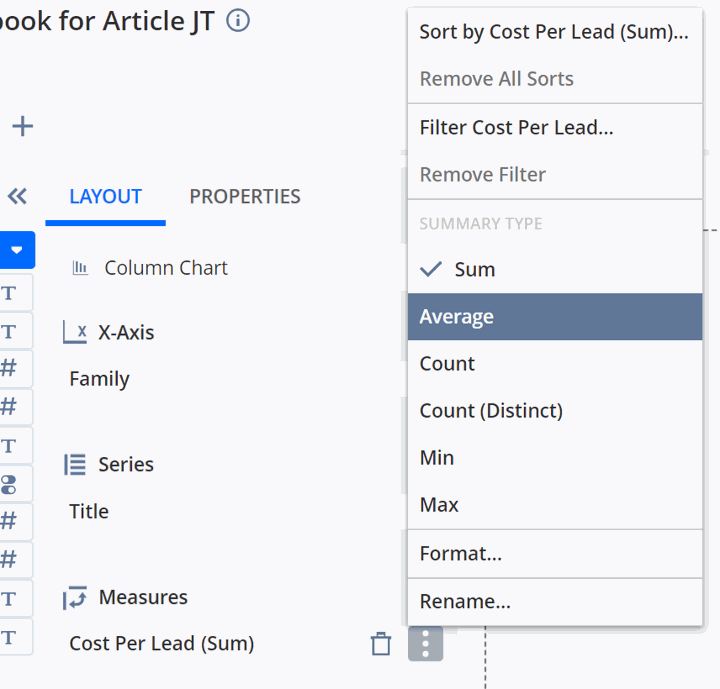 NetSuite layout