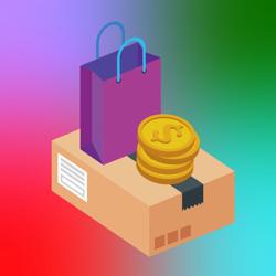 recurring sales icon