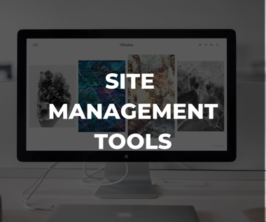 NetSuite site managment tools
