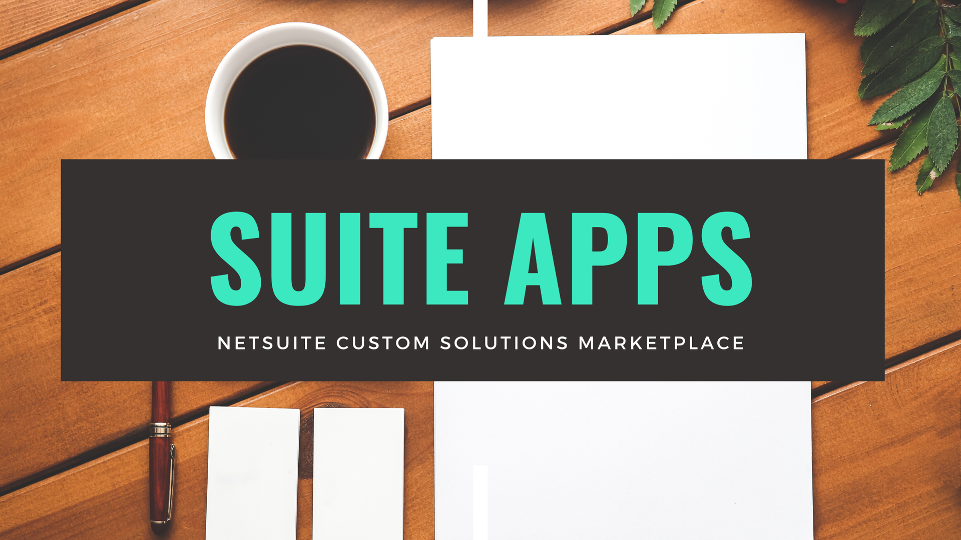 The Best Place to Find NetSuite ERP and SuiteCommerce Apps!