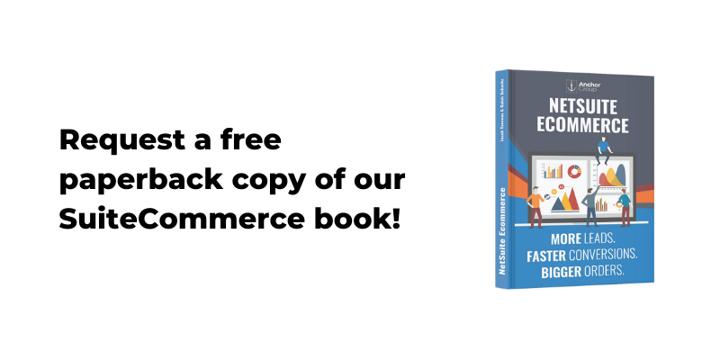 SuiteCommerce Advanced Book