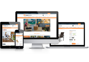 SuiteCommerce Mockup