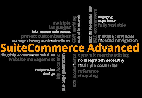 next level ecommerce suitecommerce advanced