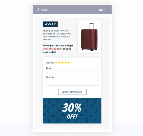 Yotpo inbox NetSuite Partner