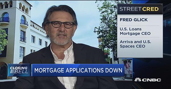 Fred Glick Real Estate Executive CNBC
