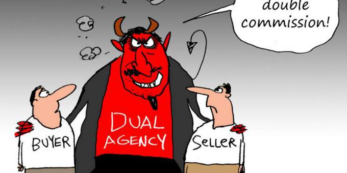 Dual Agency Alive