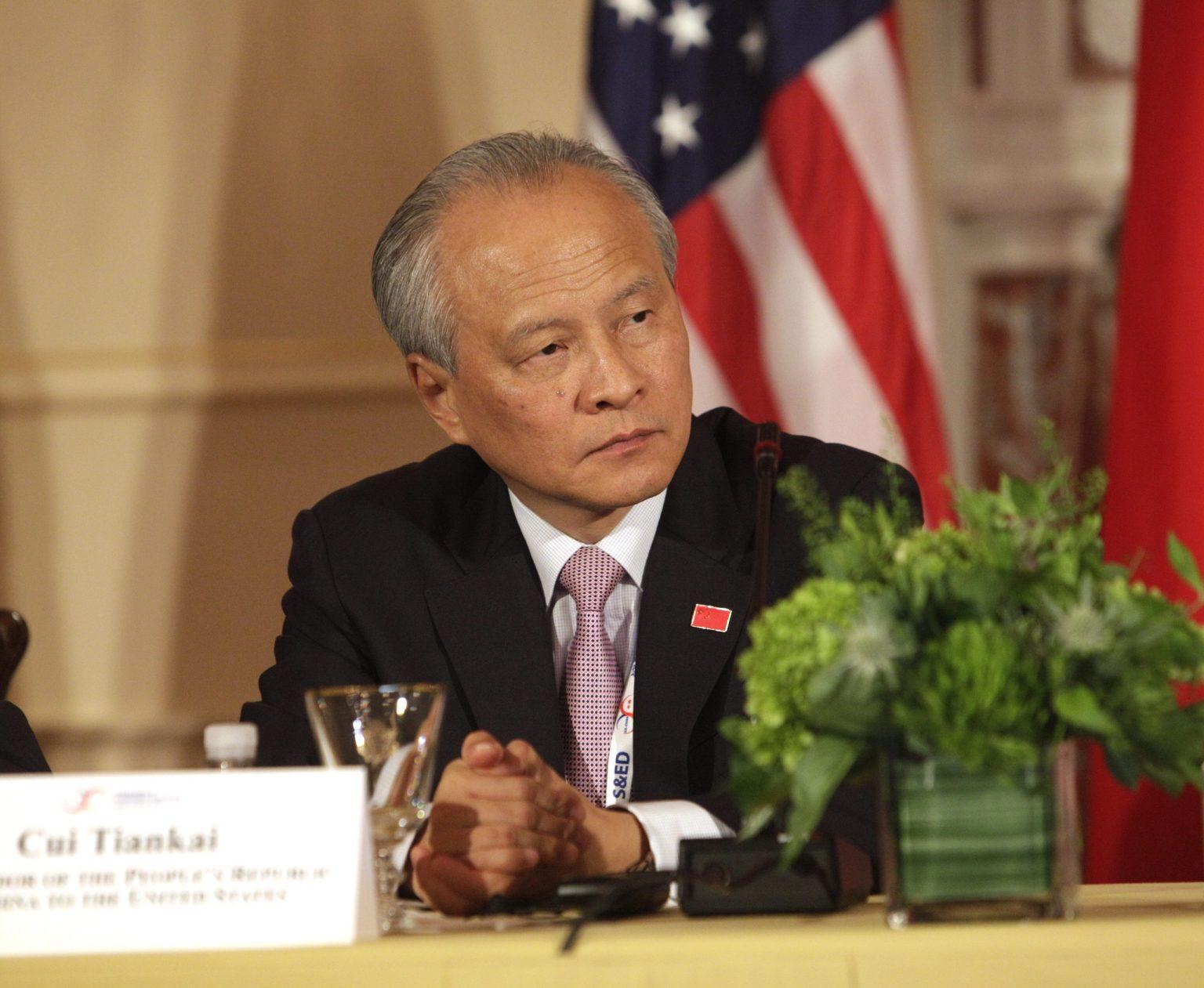 US summons Chinese ambassador over Covid-19 conspiracy theory