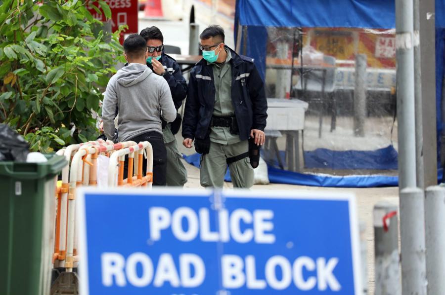 Authorities crack down on quarantine violators