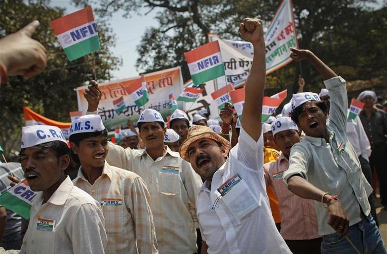 Indian government passes major labour reforms