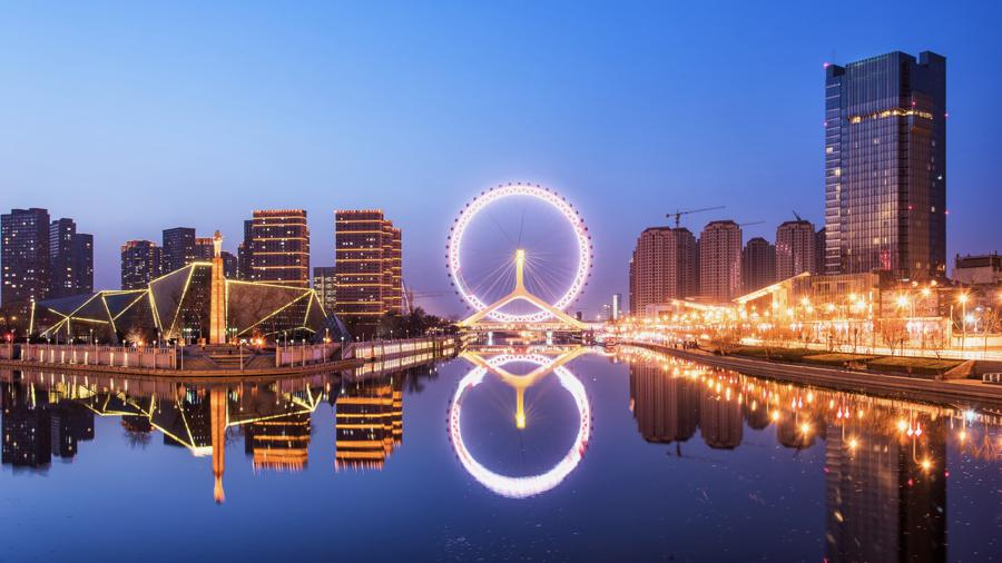 Tianjin completes entire year's debt sales in six weeks