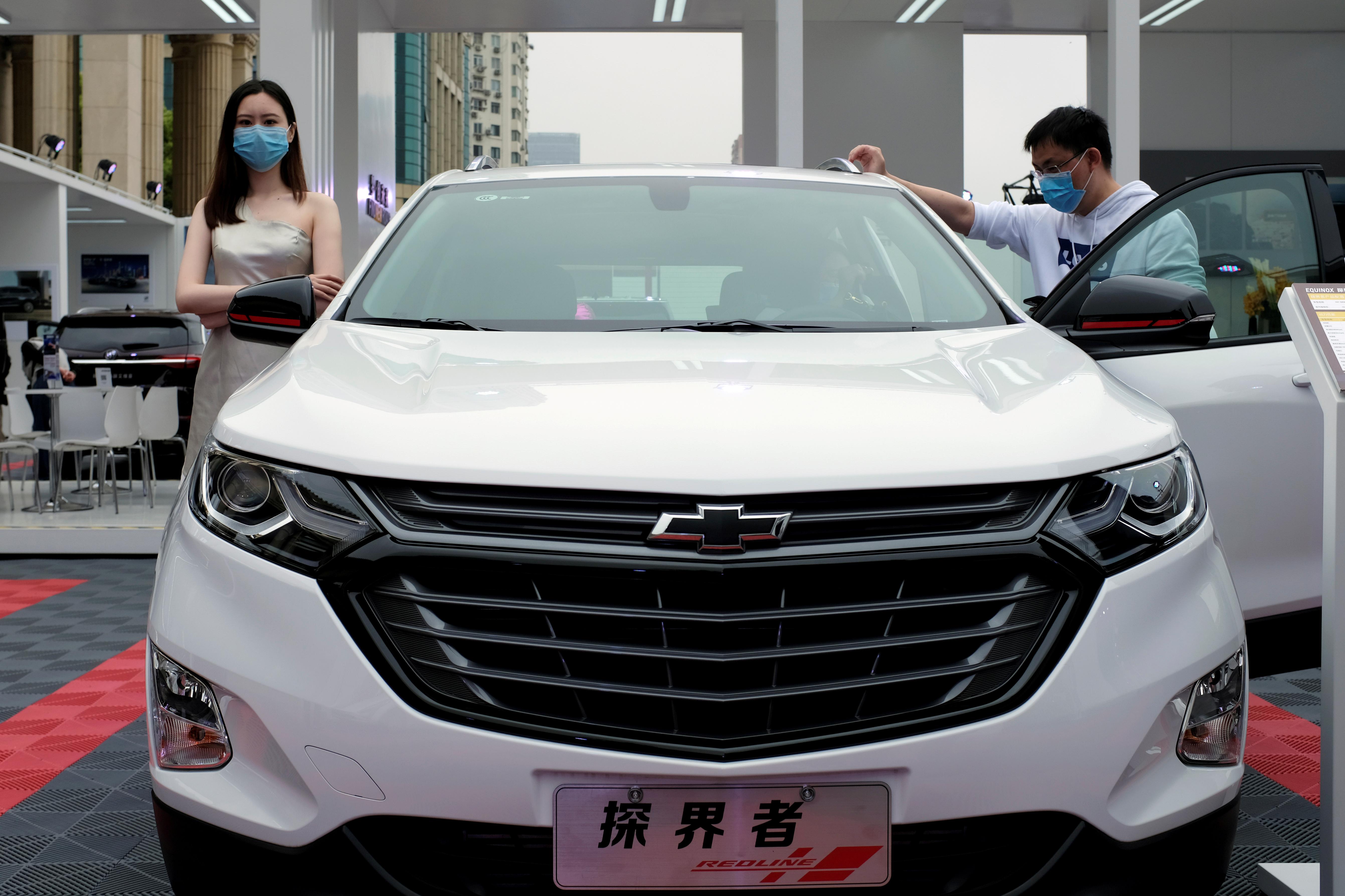 China auto sales surge in July, log fourth straight month of gains