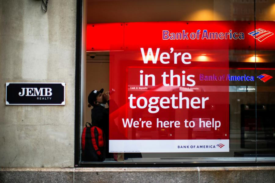 Global banks prepare for possible US election chaos