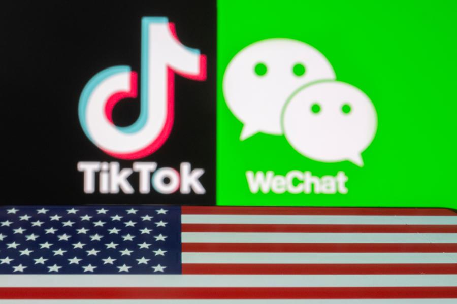 China says U.S. TikTok, WeChat bans break WTO rules