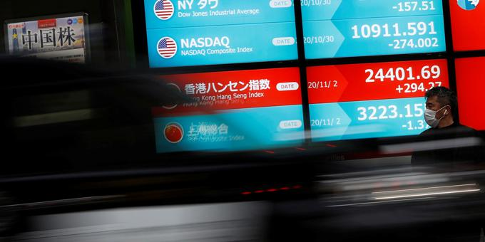 China fears impact of foreign financial bubbles bursting