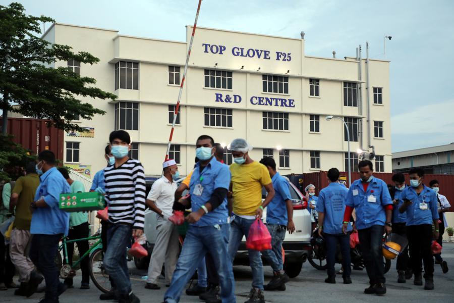 Top Glove fired whistleblower before virus outbreak