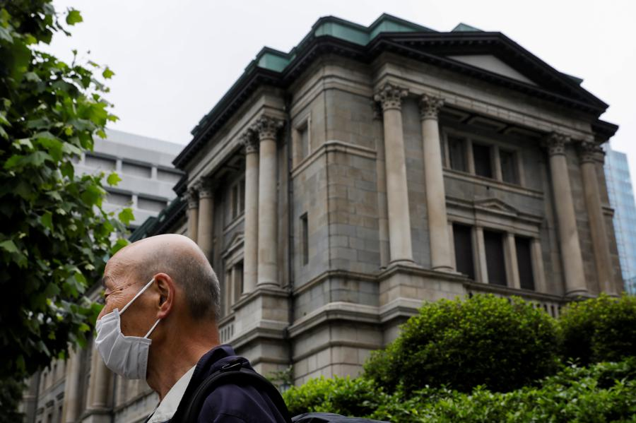 Japan pledges new approach to avoiding deflation