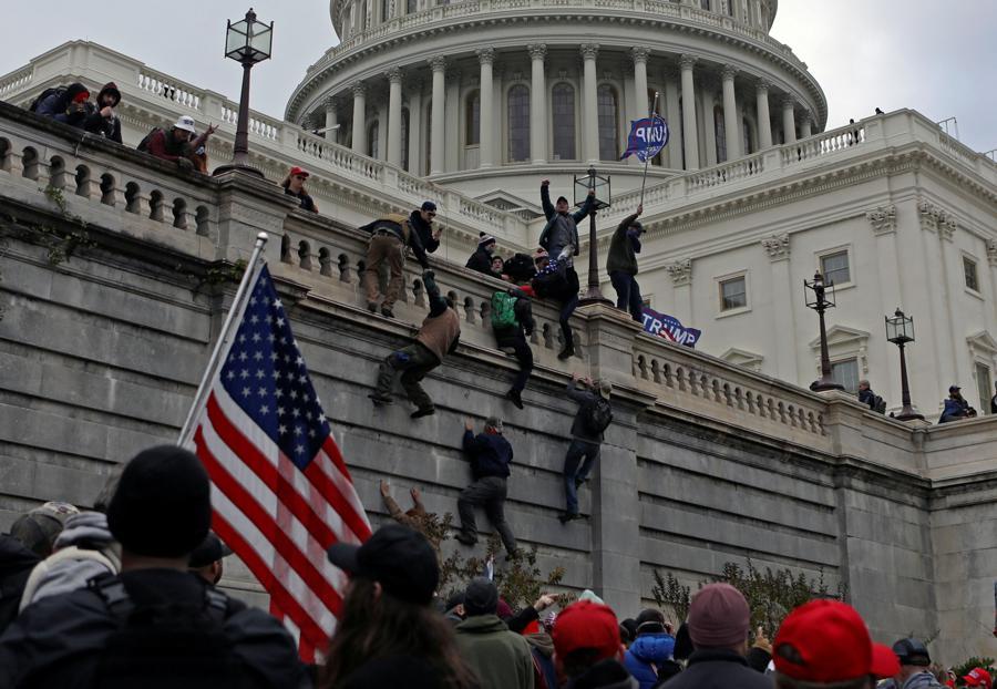 Republicans face big business backlash after Capitol assault