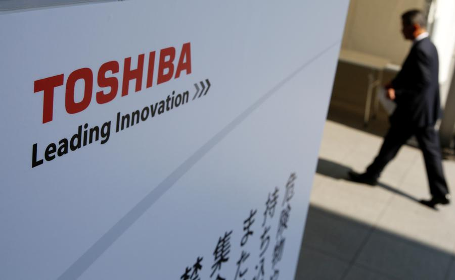 Toshiba regains Tokyo exchange's top status amid better governanc