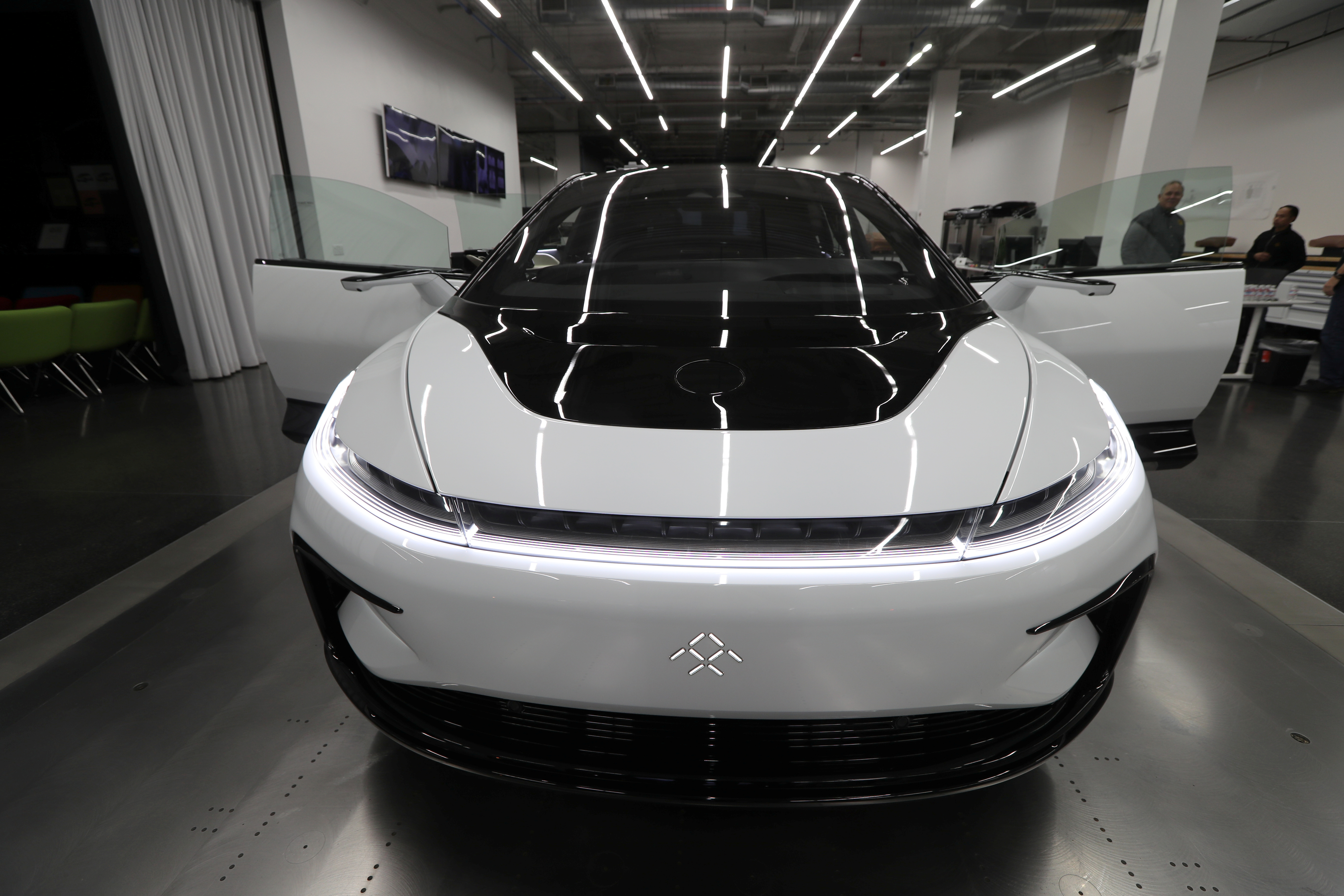 EV firm Faraday Future gearing up to go public in $3.4bn SPAC deal