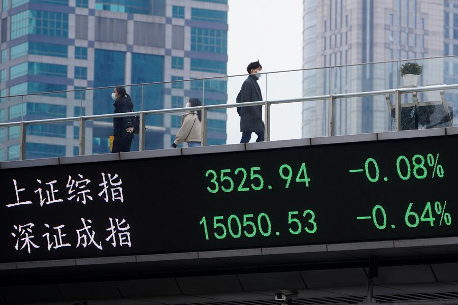 Markets buoyant as US stimulus package debate looms